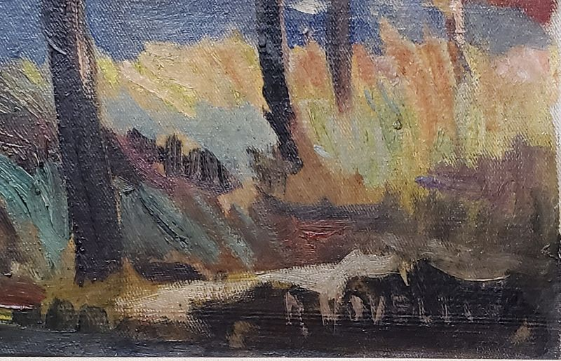 Rudolfo Novelli, American born 1879