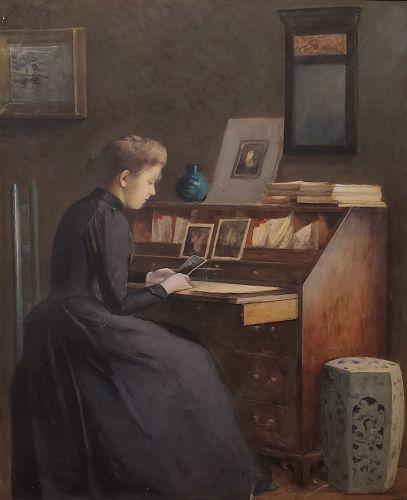 Jacob D. Wagner, American 1852-1898