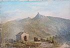 Virgil Williams, American 1830-1886.