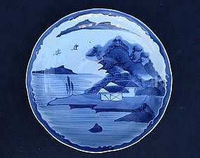 Group of Japanese Porcelain Plates, late 19th/e.20thC