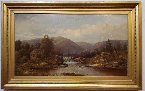 Charles Wilson Knapp, American 1823-1900