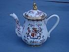 Samson Porcelain Teapot, circa 1900