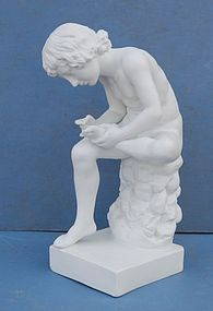 Replica of Boy with Thorn, 19thC