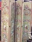 Neoclassical style Tapestry screen
