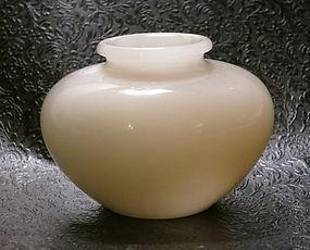 Chinese antique brushwasher