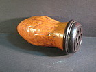 Antique Chinese molded gourd Cricket cage