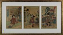 Japanese Woodblock Prints, Yosai Nobukazu