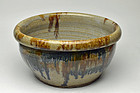 Shigaraki two colored kneading bowl