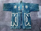 Shifu Hanten - Japanese pulp cloth short coat