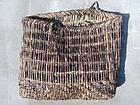 Japanese mingei wild vine basket
