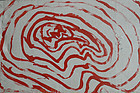 WHORL - Japanese art brut abstract painting