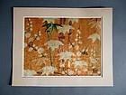 Fragment of short-sleeved kimono Edo period 18c