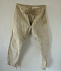 Threadbare Japanese boro cotton pants