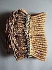 WARAJI - Set of 10 Japanese straw sandals Edo period