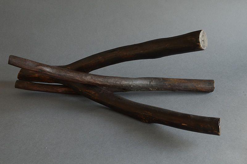 MATOI - Japanese wooden farming sticks