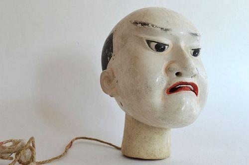 HEAD OF AWA JORURI DOLL