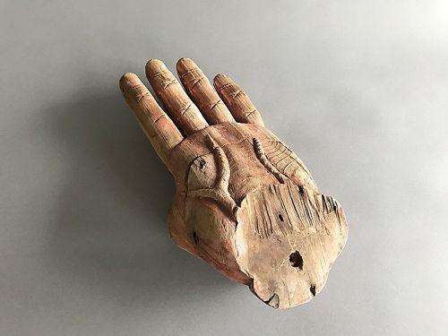 HAND OF KONGO RIKISHI