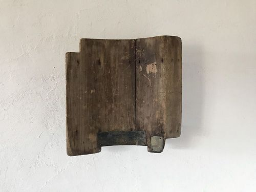 WOODEN ROOF TILE MOLD