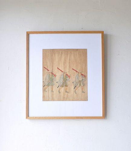 THREE SAMURAI WITH GUNS