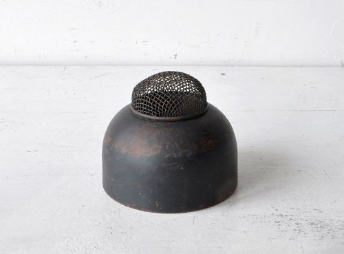 JAPANESE BRONZE INCENSE BURNER