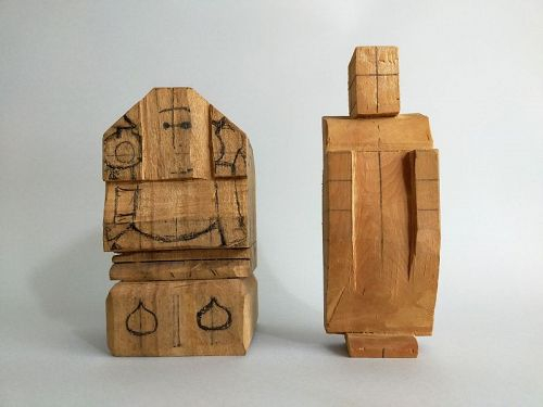 MECHA-DAIKOKU AND MECHA-BUDDHA