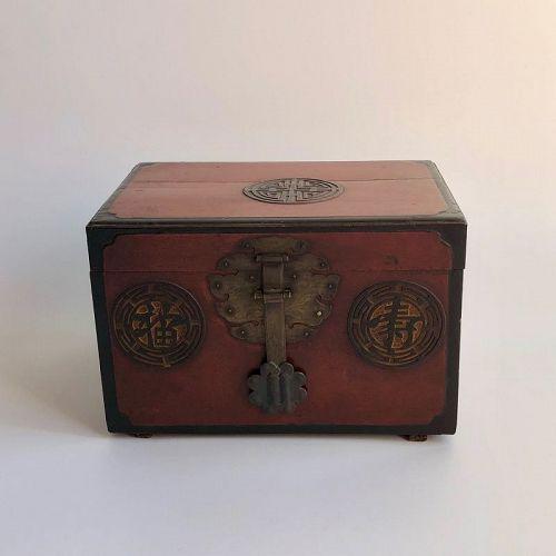 KOREAN DOWRY BOX