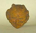 Jamacoaque head fragment