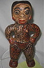 AN OUTSTANDING NICOYA EFFIGY FROM COSTA RICA