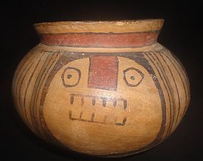 "AN UNUSUAL CASAS GRANDES ""JANUS"" JAR"