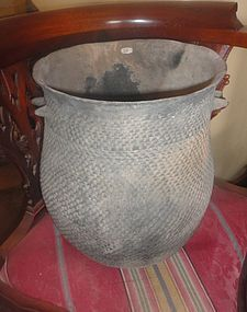 LARGE INTACT MIMBRES OLLA