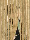 Taisho p. Japanese Ukiyoe painting by Ibuki Senseki