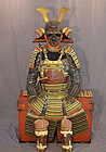 Published & Exhibited Edo Japanese Samurai Armor