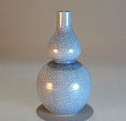 Seifu Yohei Double Gourd Vase