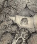 Yukimatsu Shunpo Taisho p. Literati Scroll