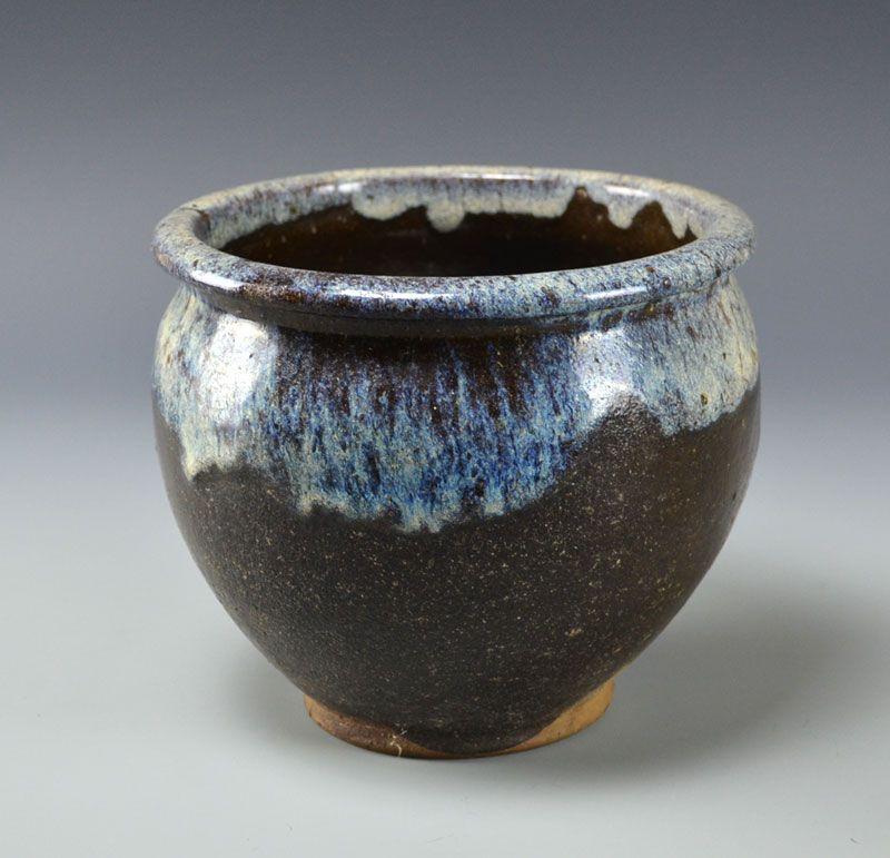 Rare Meiji period Narushima Yaki Tsubo, Perfect