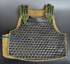 Rare Edo p. Samurai �Bullet-proof Vest� Manchira Body Armor