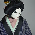 Genuine Japanese Bunraku Theater Puppet