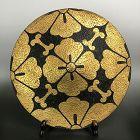 Striking Antique Japanese Edo period Samurai Jingasa