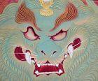 Takagi Shunrin, Monju Bosatsu Taisho p. Buddhist Painting