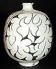 RARE ANCIENT KOREAN POTTERY JAR VASE