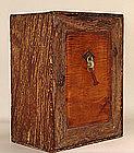 Ornate Antique Japanese Sencha Tea Storage Box