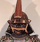 Important Edo p. Japanese Imperial Armor