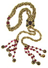 Gorgeous Goosens for Chanel Sautoir Necklace