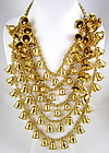 Joan Crawford Joseff of Hollywood Bell Necklace