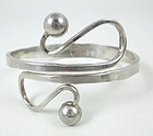 AGE Anna Greta Eker Norway Designs Sterling Bracelet