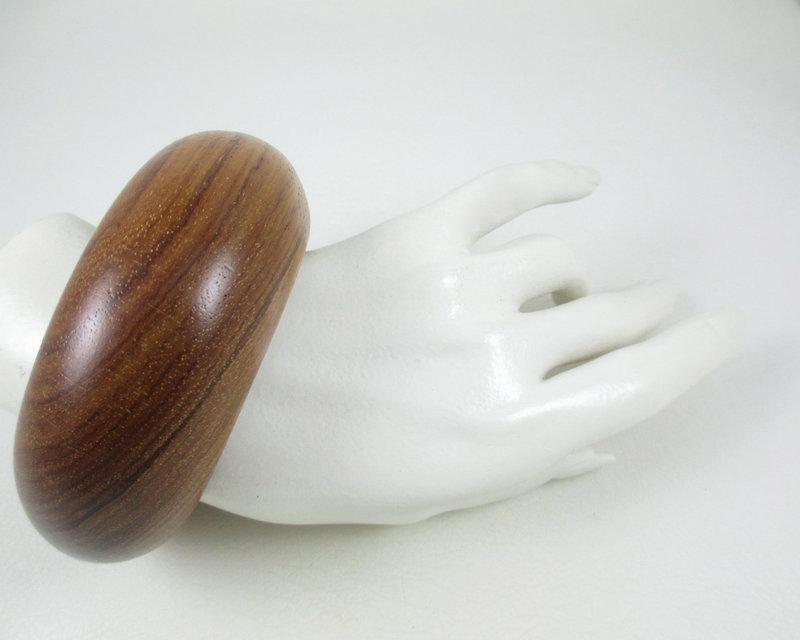 Patricia Von Musulin Lignum Vitae Wood Bracelet