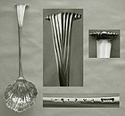 """T&W Chawner """"Onslow"""" Sterling Silver Sugar Sifter"""