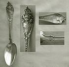 """Watson """"Cherub"""" Figural Sterling Silver Teaspoon"""