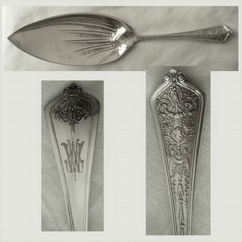 "Gorham ""Lady Washington"" Sterling Silver Fish Slice"