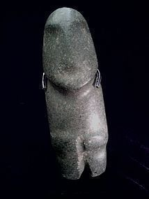Pre-Columbian Mezcala Stone Figure